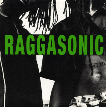RAGGASONIC - J'entends Parler - CD single